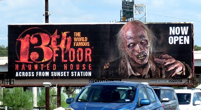 13th Floor Haunted House