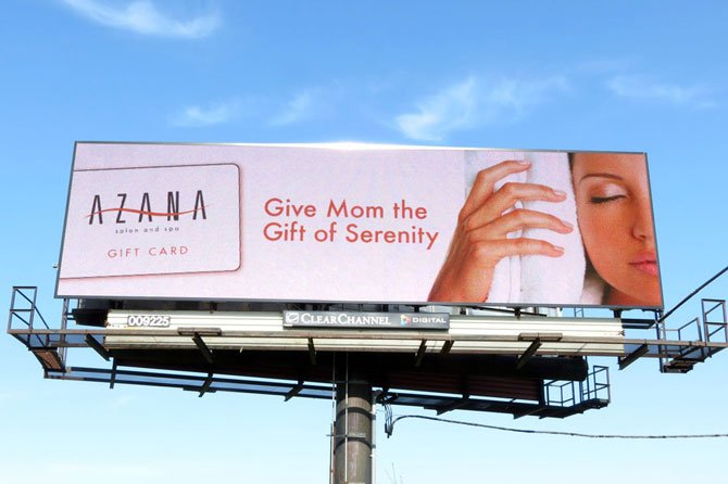 Azana-Mother's-Day-Digital-Billboard
