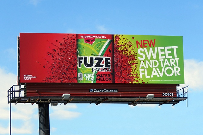 Fuze Philadelphia Billboard