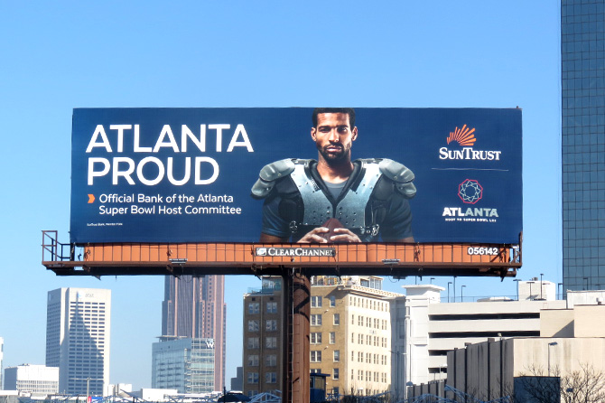 AMB Sports Entertainment Billboard