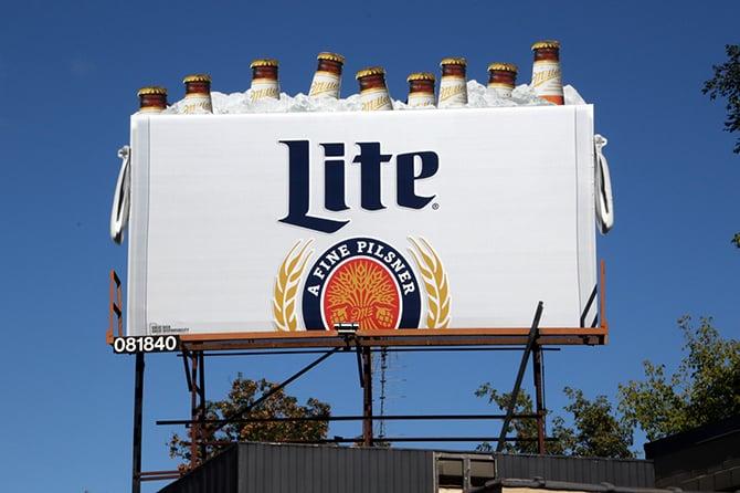 Miller Lite Beer Premiere Panel