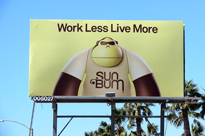 Sun Bum Premiere Panel