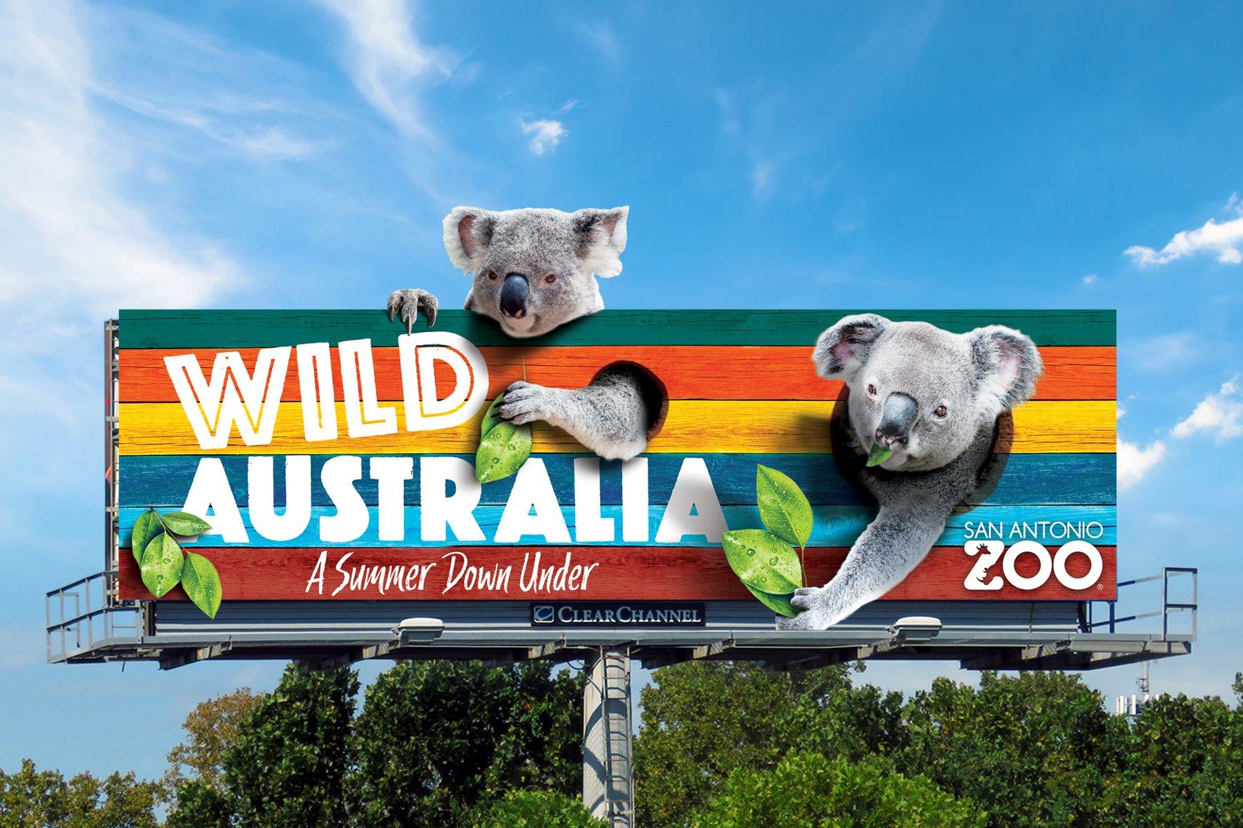 San Antonio Zoo - Wild Australia