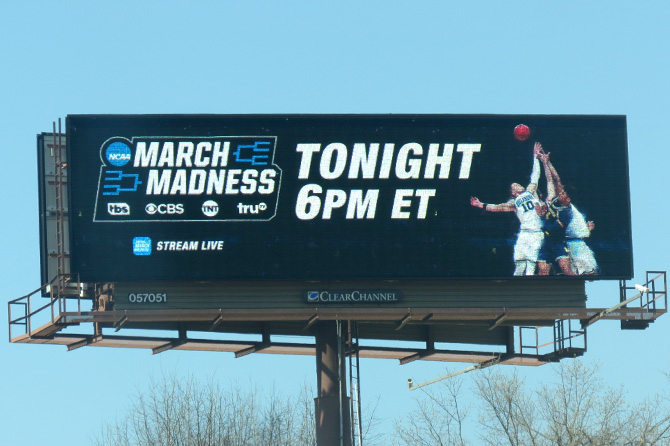 TBS NCAA March Madness